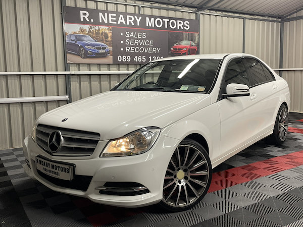 Used Mercedes-Benz C-Class 2014 in Wexford