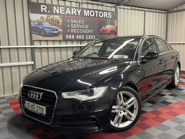 Used Audi A6 2013 in Wexford
