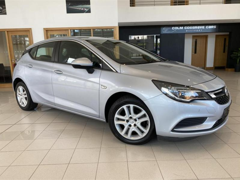 Used Opel Astra 2016 in Mayo