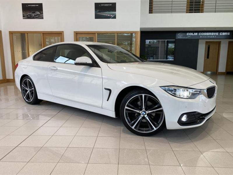Used BMW 4 Series 2018 in Mayo