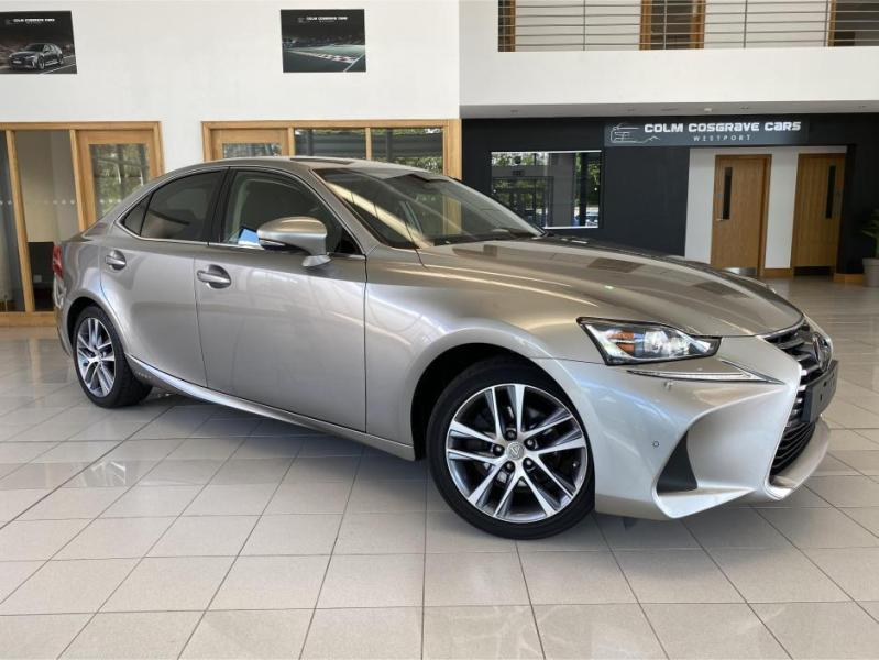 Used Lexus IS 2018 in Mayo