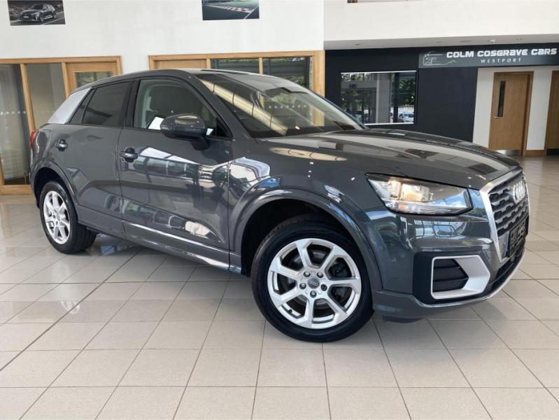 Used Audi Q2 2017 in Mayo