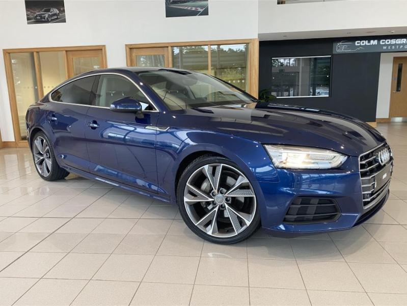 Used Audi A5 Sportback 2017 in Mayo