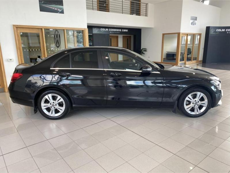 Used Mercedes-Benz C-Class 2017 in Mayo
