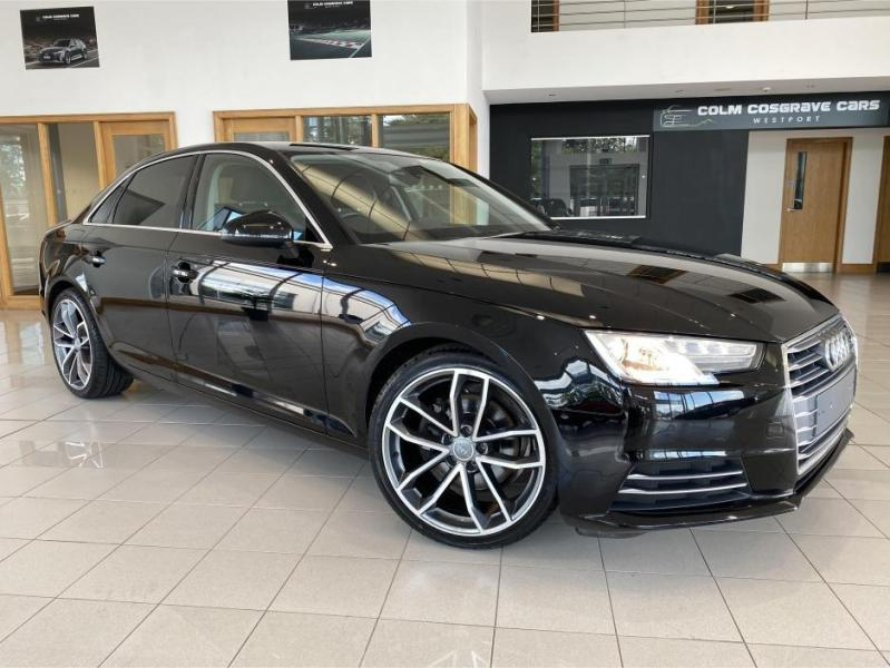 Used Audi A4 2018 in Mayo