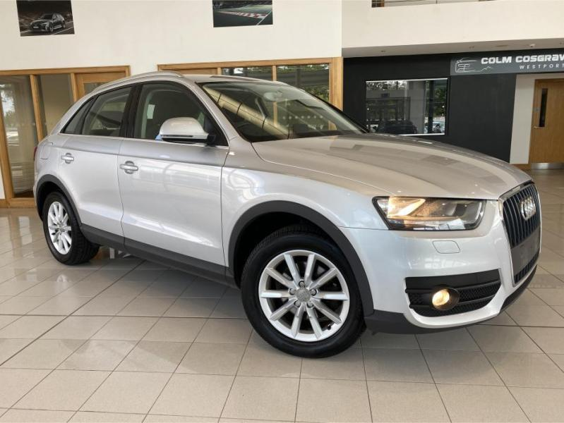 Used Audi Q3 2013 in Mayo