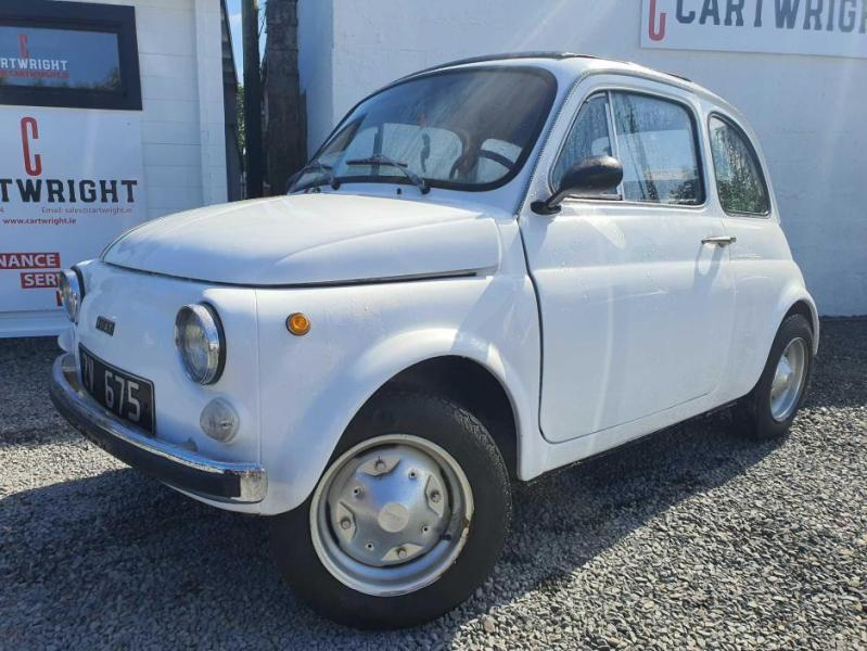 Used Fiat 500 1972 in Kerry