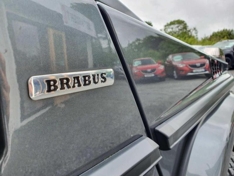 Used Mercedes-Benz G-Class 2011 in Kerry