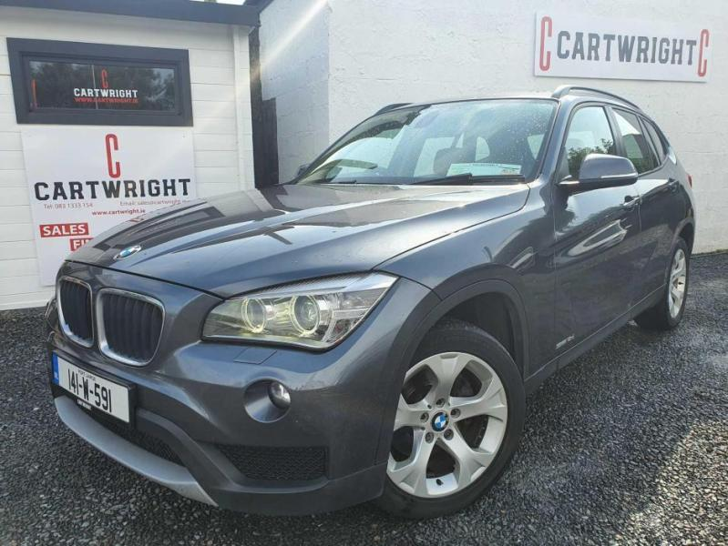 Used BMW X1 2014 in Kerry