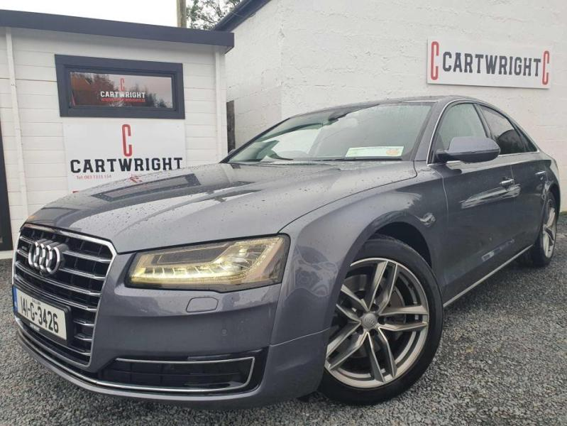 Used Audi A8 2014 in Kerry