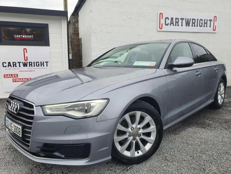 Used Audi A6 2015 in Kerry