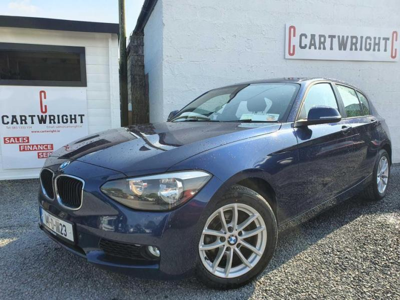 Used BMW 1 Series 2014 in Kerry