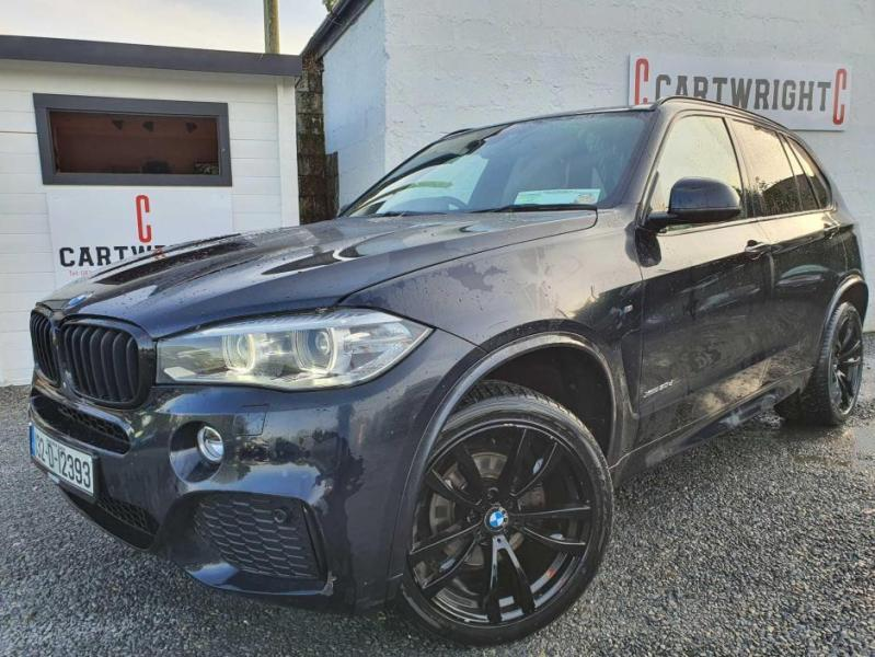 Used BMW X5 2013 in Kerry