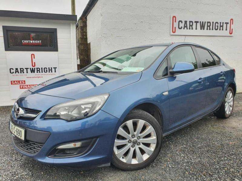 Used Opel Astra 2014 in Kerry