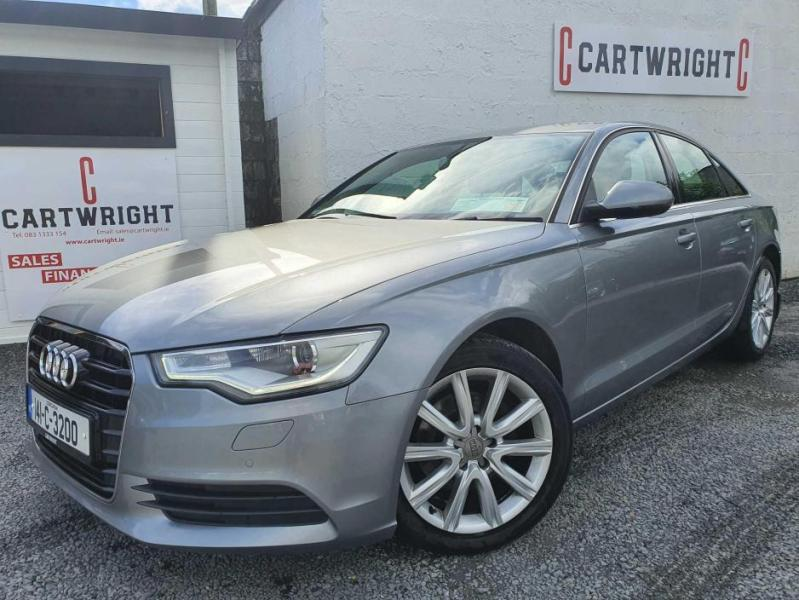 Used Audi A6 2014 in Kerry
