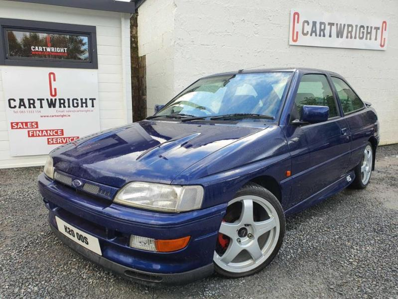 Used Ford Escort 1992 in Kerry