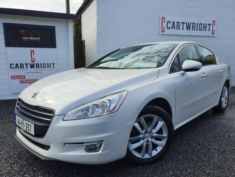 Used Peugeot 508 2014 in Kerry