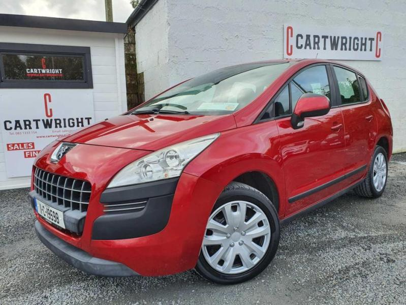Used Peugeot 3008 2011 in Kerry