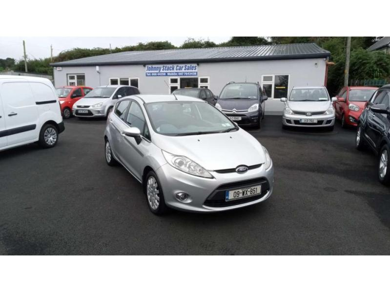 Used Ford Fiesta 2009 in Kerry