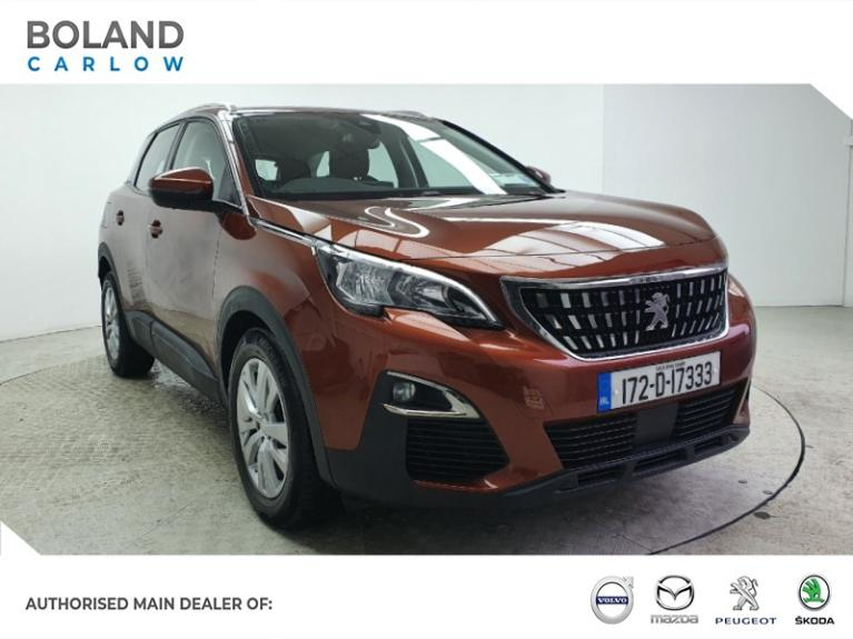 Peugeot 3008 ACTIVE 1.6 BLUE HDI 120 4