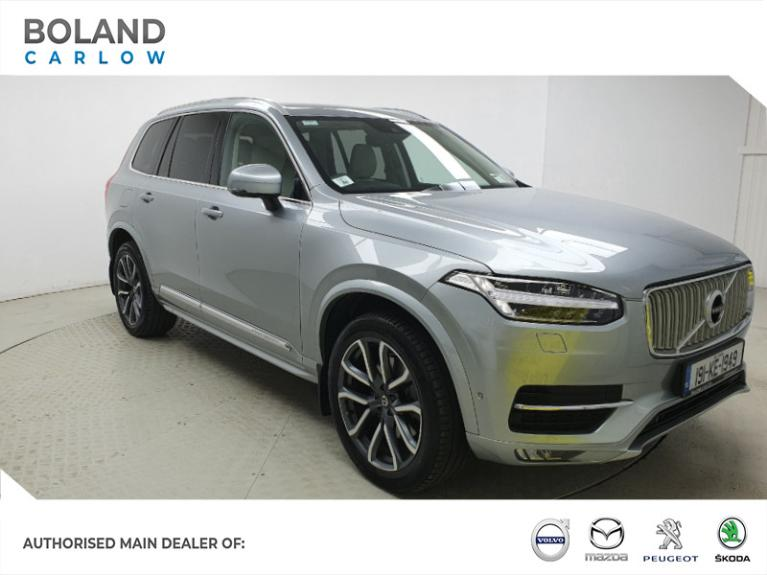 Volvo XC90 D5 (235hp) AWD INSCRIPTION 5DR AUTO
