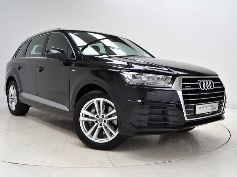 Details Used Cars Audi Ireland