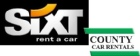 Ireland County Car Rentals (now Sixt Ireland)