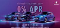 Suzuki 182 Offers 0% Finance