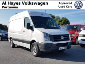 2015 Volkswagen Crafter *€14.000+VAT*  35 MWB 136 HP 6SP HR*STRAIGHT DEAL PRICE LISTED SPECIAL OFFER PRICE ADD €1,500 WHEN TRADE IN*