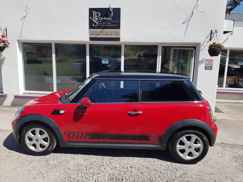 2008 Mini One Hatchback 2750 In Fossakillarney 5 Minutes From