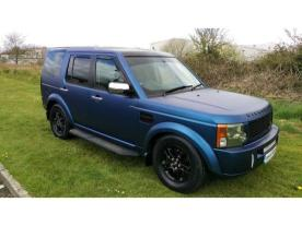 2005 Land Rover Discovery Crew Cab, 1 of a kind €7,750