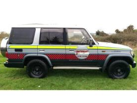 1992 Toyota Landcruiser Very Clean, Rare Jeep Nowadays €5,750