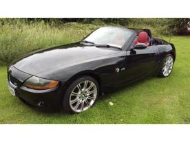 2004 BMW Z4 M-Sport Red Leather heated seats €5,750