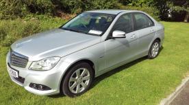 2012 Mercedes-Benz C-Class Very Low KM & 1 years warranty €19,950